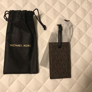 michael kors | luggage tags
